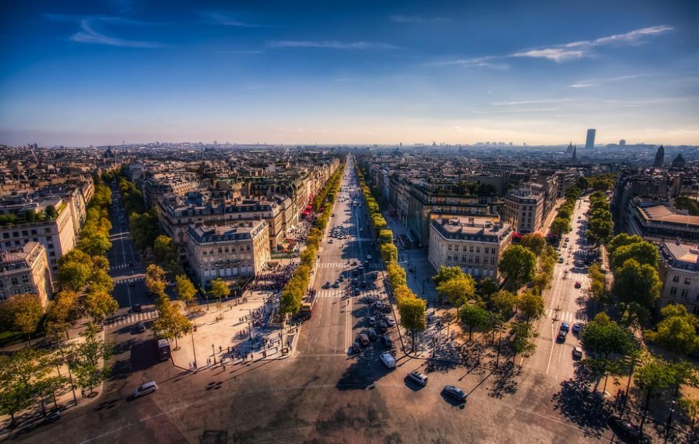 París, Francia. © Justin in SD, vía Flickr.