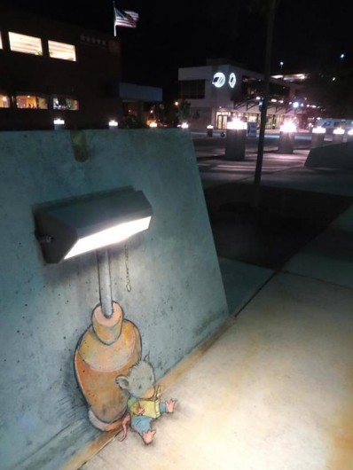 por David Zinn en Michigan EEUU 1