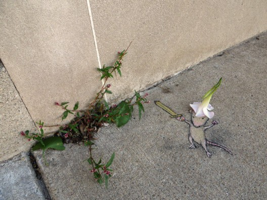 por David Zinn en Michigan EEUU 2