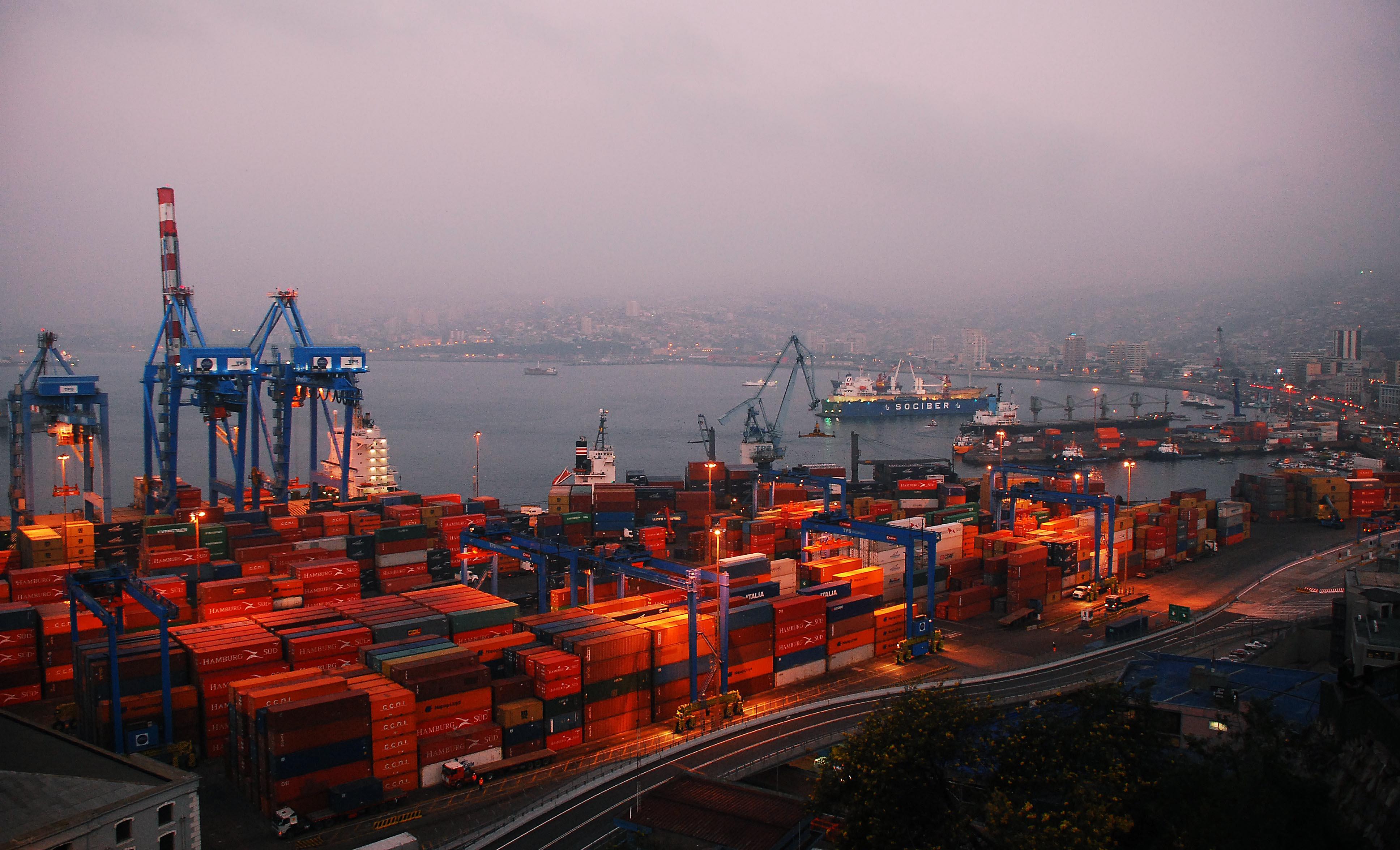 Di logo sostenible en la ciudad puerto en la b squeda de la competitividad de una regi n - Puerto de conexion remota ...