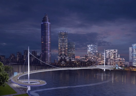 Cortesía de Nine Elms Vauxhall Partnership