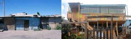 Vivienda campamento San Francisco y Campamento en Valparaíso