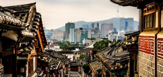 Seúl, Corea del Sur. © sunbeams879, vía Flickr.