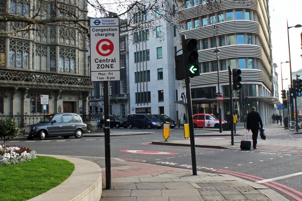 Centro de Londres, Reino Unido. © mariordo59, vía Flickr.