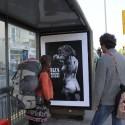 Vinz Feel Free Brighton Brandalism
