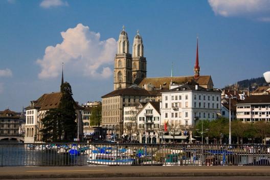 Zúrich, Suiza. © nyer82, vía Flickr.
