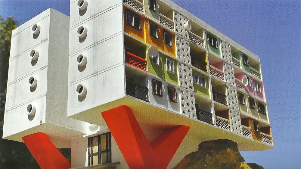 Vivienda Social Ficticia / Exposición ¿Esta será mi casa, cuando me vaya yo? (2012)