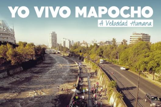 afiche yo vivo mapocho 2015