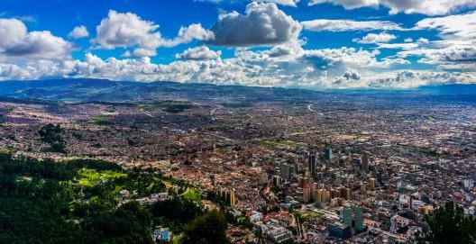 Bogotá, Colombia. ©Boris G (Gаme of light), vía Flickr.