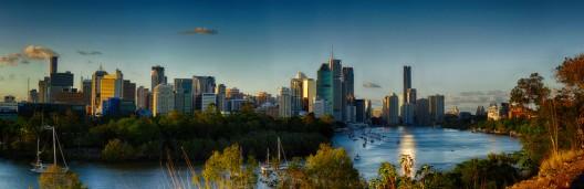 Brisbane, Australia. © Lordpschorr, vía Flickr.