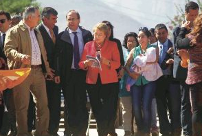 bachelet vicuna coquimbo