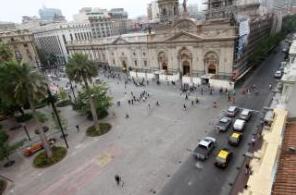 plaza de armas santiago ordenanza mendigos