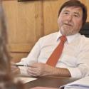 Ricardo Cifuentes subsecretario de Desarrollo Regional