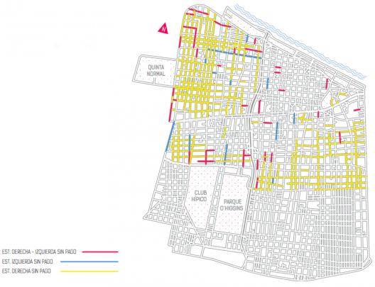 Plan Estacionamientos Subterráneos. Fuente: Plan Integral de Movilidad
