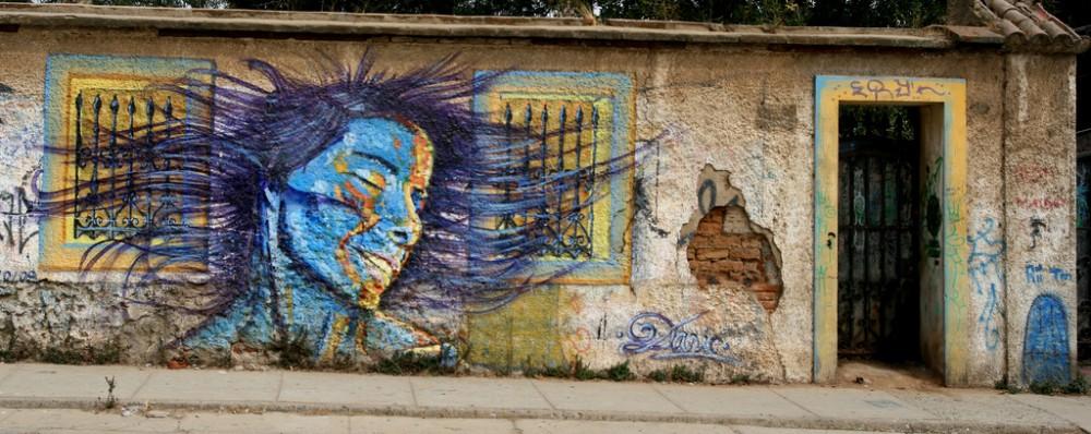 mural de dasic fernandez por Richard Lehoux via flickr