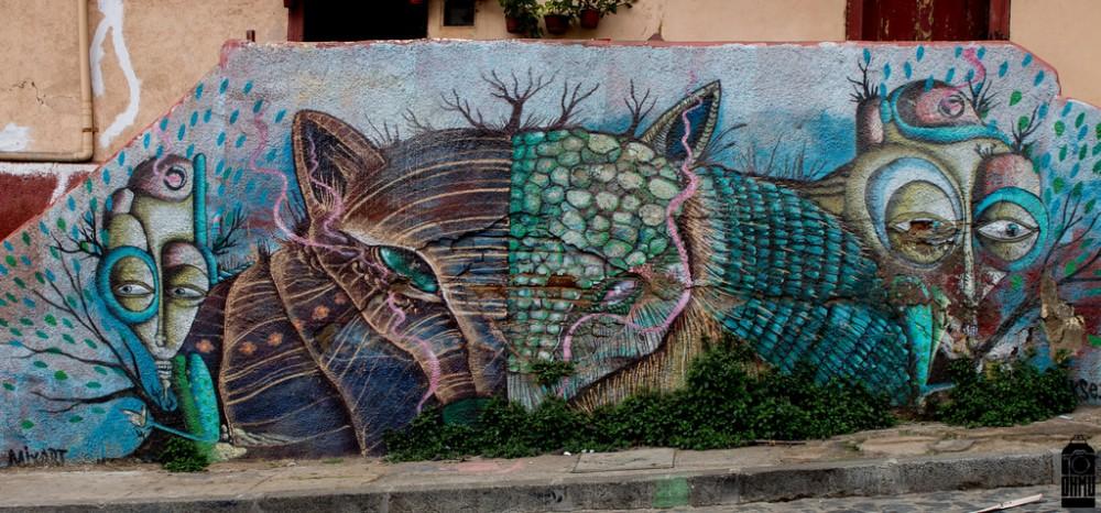 mural en valparaiso por ohmu.g via flickr 2