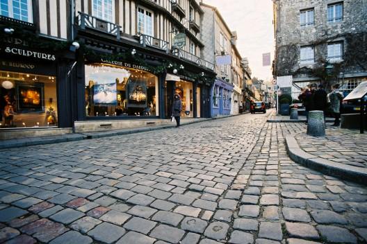 Honfleur, Francia. © FranekN, vía Flickr.