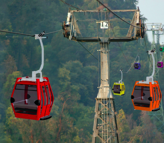 teleferico parque metropolitano de santiago