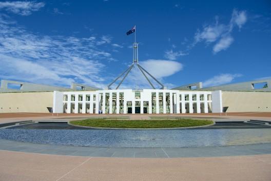 La casa del parlamento de 1988. Imagen © Jason James