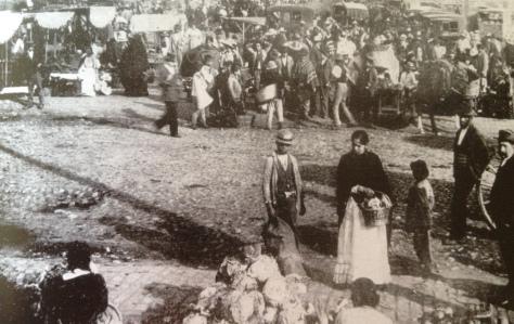 Feria libre. 1903