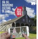 afiche dia del patrimonio 2015 patrimonio y futuro cmn