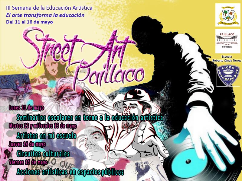 afiche street art