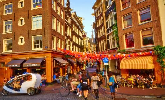 Ámsterdam, Países Bajos. © Moyan_Brenn, vía Flickr.