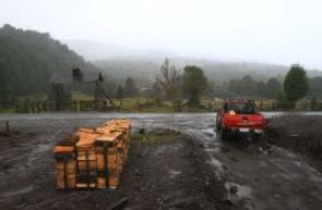 evacuacion volcan calbuco