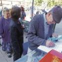 firmas momias chinchorro
