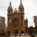 Basilica de los Sacramentinos santiago de chile