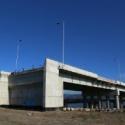 Puente Bicentenario Concepcion con San Pedro de la Paz