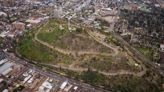 Cerro Blanco, Recoleta. © Gobierno de Chile, vía Flickr.
