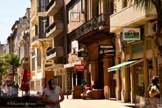 Ciudad Vieja de Montevideo. © Duda Arraes, vía Flickr