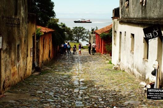 Colonia del Sacramento, Uruguay. © Andrés Moreira, vía Flickr.