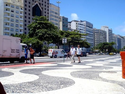 Copacabana, Río de Janeiro. © Thiago Melo, vía Flickr