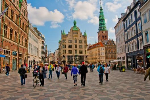 Copenhague, Dinamarca. ©  City Clock Magazine, vía Flickr.
