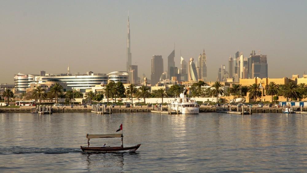 Dubai. EAU. © w4nd3rl0st (InspiredinDesMoines), vía Flickr.