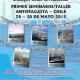 flyer ciudades puerto, orilas del desierto seminario taller mayo 2015