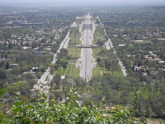 Vista de Islamabad. Imagen © Wikimedia user Fraz.khalid1