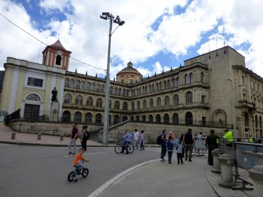 Barrio La Candelaria, Bogotá. © David Berkowitz, vía Flickr.