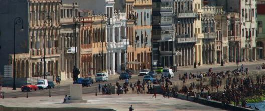 Malecón de la Habana vieja. ©  lezumbalaberenjena, vía Flickr.