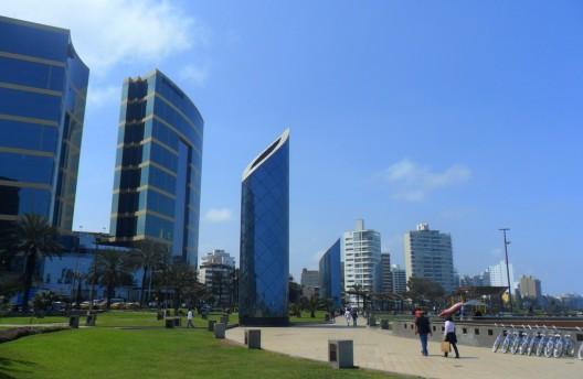 Miraflores, Lima. © Neo-Kat, vía Flickr.