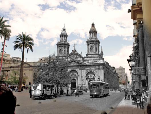 muestra chile nostalgico mayo 2015 catedral santiago