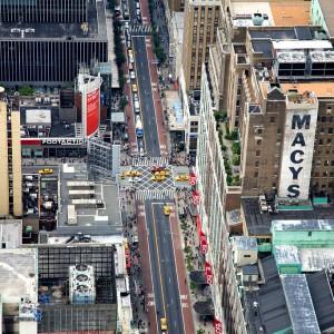 Calles de Nueva York © Scott Beale / Laughing Squid, vía Flickr.