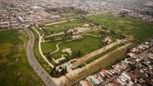 Parque André Jarlan, Pedro Aguirre Cerda. © Gobierno de Chile, vía Flickr.