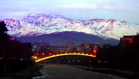 Puente Racamalac, Providencia. ©Claudio Núñez, vía Flickr.