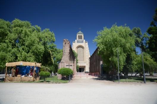 Santuario Nacional de Maipú. © Plataforma Urbana