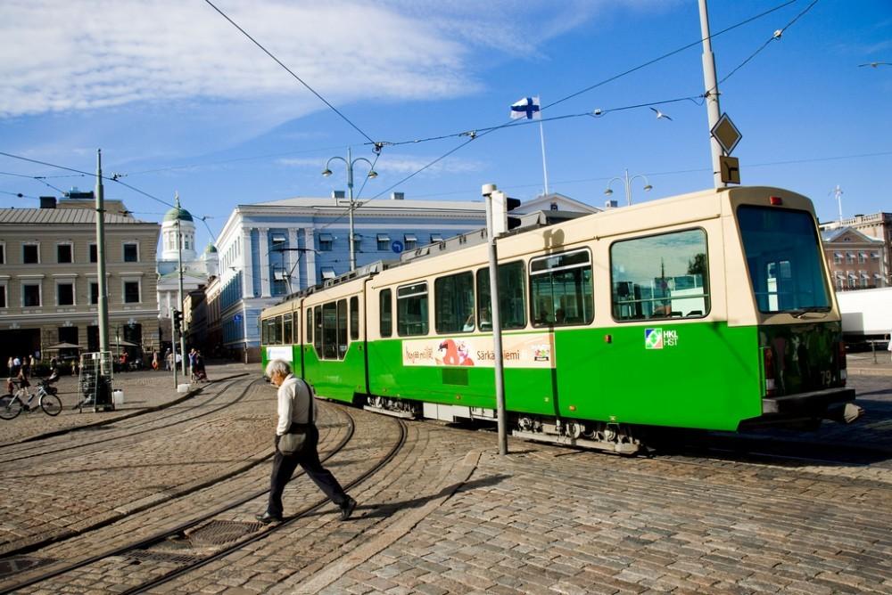 Helsinki, Finlandia. ©  jjay69, vía Flickr.