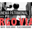 Bicipaseo Día del Patrimonio: Bicinema patrimonial por Santiago