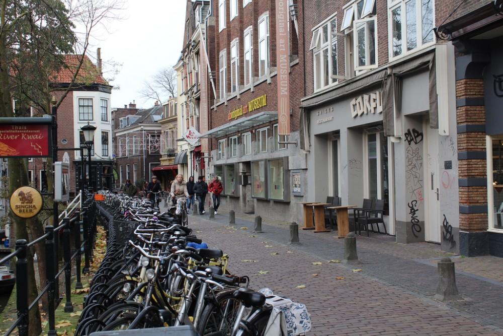 Utrech, Países Bajos. © yonolatengo, vía Flickr.